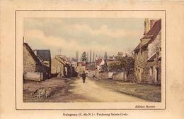 GUINGAMP - Faubourg Sainte Croix (edts Hamon ) - Guingamp