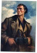 TAFURI - Serie Cartoline O.M.S.......MILIZIA - N° 2 Di 20 - NON VIAGGIATA - War 1939-45
