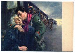 TAFURI - Serie Cartoline O.M.S.......MILIZIA - N° 3 Di 20 - NON VIAGGIATA - War 1939-45