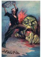 TAFURI - Serie Cartoline O.M.S.......MILIZIA - N° 4 Di 20 - NON VIAGGIATA - War 1939-45