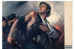 TAFURI - Serie Cartoline O.M.S.......MILIZIA - N° 6 Di 20 - NON VIAGGIATA - War 1939-45