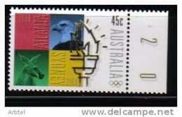 AUSTRALIA JUEGOS OLIMPICOS ATLANTA SYDNEY AGUILA CANGURO - Verano 2000: Sydney