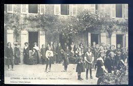 Cpa Du 29  Quimper Cours N.D. De L' Espérance -- Maison Tréqueffelec  SEP17-30 - Quimper