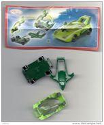 Üei Spielzeug, Sprinty-Autos Mit Beipackzettel, Noch Nicht Zusammengebaut - Maxi (Kinder-)