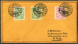 1933 Latvia Liepaja Cove - Irvington, New Jersey, USA - Latvia