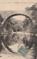15 - CHAMPS-SUR-TARENTAINE - Le Pont De Louseyre - Sonstige Gemeinden
