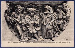 80 AMIENS Cathédrale, Miséricorde De Stalle, Premier Quart Du XVIe Siècle - Amiens