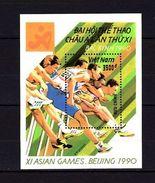 Vietnam 1990 Asian Games MNH -(V-32) - Olympische Spelen