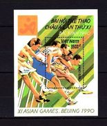 Vietnam 1990 Asian Games MNH -(V-32) - Jeux Olympiques