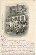 06/CPA 1900 - Gorges Du Loup - Le Grand Hotel - Frankreich
