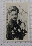 GLYNNIS JOHNS - Vintage PHOTO Autograph REPRINT (OST-5) - Reproductions