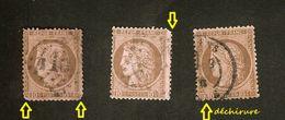HB-P 295 France YT N°54 Cérès - Départ à 1% De La Cote !!! - 1871-1875 Cérès