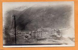 Zermatt 1910 Real Photo Postcard - VS Valais
