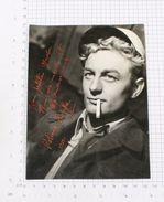 ROLAND LESAFFRE - Vintage PHOTO Autograph REPRINT (OST-48) - Reproductions