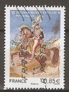 FRANCE    -    2017 . Nouveauté.  Joachim MURAT Roi De Naples , En Uniforme à Cheval.   Oblitéré. - Used Stamps