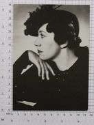 FLORA ROBSON (Stars Of The Stage Series 1) 1935 - Vintage PHOTO REPRINT (OST-56) - Reproductions