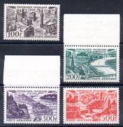 FRANCE - YT PA N° 24 à 27 - Neufs ** - MNH - Cote: 110,00 € - 1927-1959 Mint/hinged