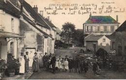 21 CORCELLES-les-ARTS  Grande Rue (très Animée) - Francia