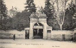 71 GIVRY  Hôpital Temporaire N° 53 - France