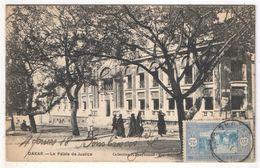DAKAR - Le Palais De Justice - Collection J. Benyoumoff - Sénégal