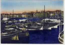 MARSEILLE - Le Quai De Rive Neuve,  1942 - Vieux Port, Saint Victor, Le Panier
