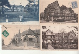 Lot De 20 CPA Cabourg. - Cabourg
