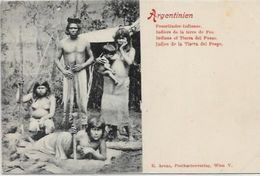 CPA Argentine Nu Féminin Ethnic Femme Nue Non Circulé Argentina - Argentina