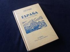 Langue Espagnole Classe De Première (1953) - School