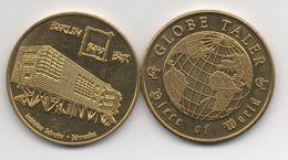 Monnaie De Paris ? Globe Taler 1997/1998 Infobox Berlin PAS Fernsehturm - Germany