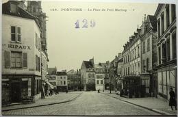 LA PLACE DU PETIT MARTROY - PONTOISE - Pontoise