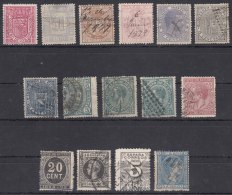Spain Interesting Classics Selection, Look - 1868-70 Provisional Government