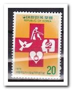 Zuid Korea 1975, Postfris MNH, Red Cross - Korea (Zuid)
