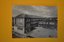 Lycée Mater Dei - Cour De Récréation - Bruxelles Av. De L'aviation - Non Circulée - Enseignement, Ecoles Et Universités