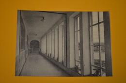 Lycée Mater Dei - Corridor - Bruxelles Av. De L'aviation - Non Circulée - Enseignement, Ecoles Et Universités