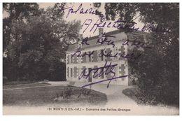 17 - MONTILS . DOMAINE DES PETITES-GRANGES Charente-Maritime Ou Charente Inférieure Avant 1940 - Réf. N°4377 - - Francia