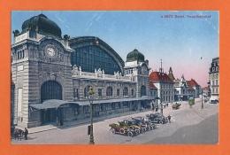 BASEL - Hauptbahnhof, Voitures D'epoque, Oldtimer,  Automobiles - BS Bâle-Ville