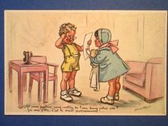 GERMAINE BOURET ET VOUS DOCTEUR VOUS METTEZ DE L EAU ?  SUPERLUXE EDITEUR ANNEES 1960 - Bouret, Germaine