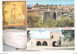 Zypern - Cyprus - Paphos - Temple - Nice EUROPA CEPT Stamps - Zypern
