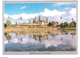 Cambodia - Cambodge - Angkor Wat - Nice Stamps - Kambodscha