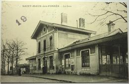 LA GARE - SAINT MAUR Des FOSSÉS - Saint Maur Des Fosses