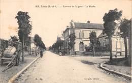 28 - EURE ET LOIR / Arrou - 28529 - Avenue De La Gare - France
