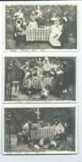 6 CPA - Baptême D'une Poupée (Dulong Phot ) - écrit Au Crayon Pissy Février 1903 - Henri - Games & Toys