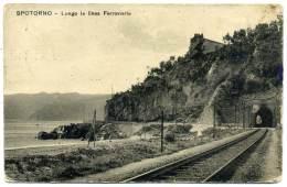 R.957.  SPOTORNO - 1920 - Altre Città