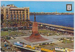 EGYPTE,EGYPT,ALEXANDRIE,ALEXANDRIEN,ALEXANDRIA,VUE ANIMEE - Alexandria