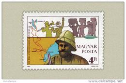 Hungary 1987. Sámuel Teleki Stamp MNH (**) Michel: 3905 / 0.60 EUR - Ungebraucht