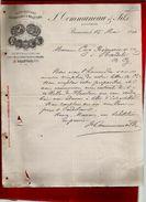 Courrier Illustré Manufacture Couvertures & Molletons Communeau & Fils Anc. Driard Bolle Letellier Beauvais 15-05-1894 - 1800 – 1899