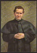 CARTOLINA - San Giovanni Bosco - (Edizioni Ricordi Religiosi / Santuario Maria Ausiliatrice - Torino) - Chiese