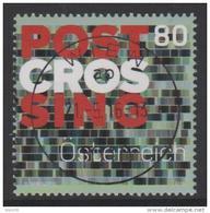 """Österreich 2016:  """"Postgrossing"""" Gestempelt (siehe Foto/Scan) - 2011-... Gebraucht"""