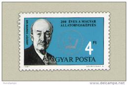Hungary 1987. Animals Doctor Stamp MNH (**) Michel: 3900 / 0.60 EUR - Ungarn