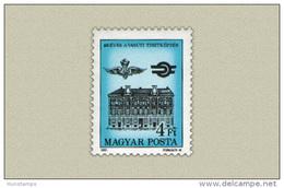 Hungary 1987. Trains Stamp MNH (**) Michel: 3917 / 0.60 EUR - Ungebraucht